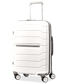 "Samsonite Freeform 21"" Carry-On Expandable Hardside Spinner Suitcase"
