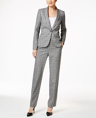 Tommy Hilfiger Houndstooth Blazer & Trousers