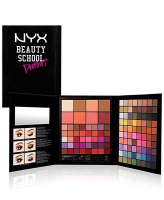 NYX Professional Makeup Beauty School Dropout Alumni Makeup Palette