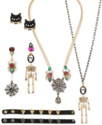 Betsey Johnson Halloween Jewelry Collection