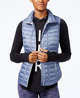 Tommy Hilfiger Sport Quilted Vest, A Macy's Exclusive Style ... : tommy hilfiger quilted vest - Adamdwight.com