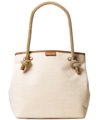 Image of MICHAEL Michael Kors Maritime Large Beach Tote