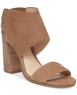Vince Camuto Keisha Strappy Block Heel Sandals Sandals