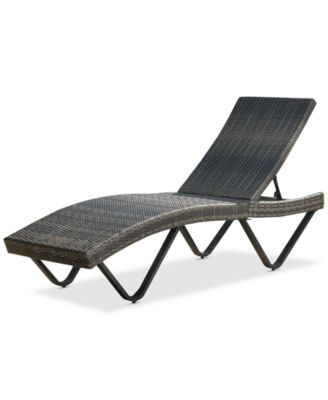 holtan chaise lounge single quick ship