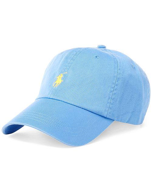 093213f318762 Polo Ralph Lauren Men s Classic Sports Cap   Reviews - Hats ...