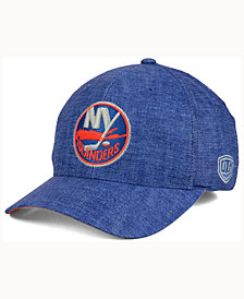 Old Time Hockey New York Islanders Screener Flex Cap