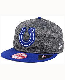 New Era Indianapolis Colts Shadow Bevel 9FIFTY Snapback Cap