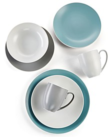 Pop Dinnerware Collection by Robin Levien