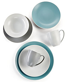 Nambé Pop Dinnerware Collection by Robin Levien