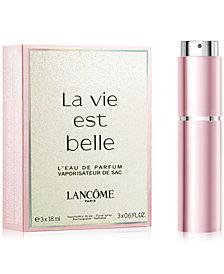 Lancôme La Vie Est Belle Eau de Parfum Refillable Purse Spray