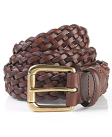 Lauren by Ralph Lauren Leather Casual Belt