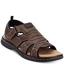 Men's Shorewood Open-Toe Fisherman Sandals
