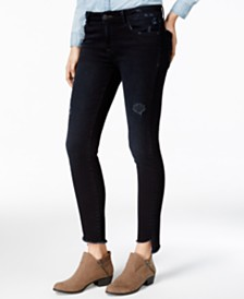 M1858 Kai Midnight Wash Skinny Jeans, Created for Macy's