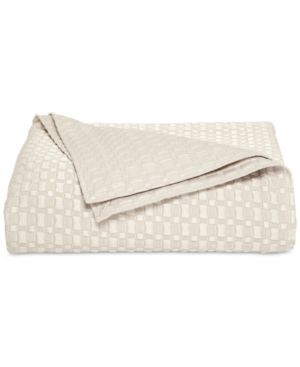 Closeout! Hotel Collection Ironwork Quilted King Coverlet, Created for Macy's Bedding 3582457