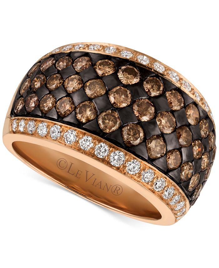 Le Vian - Diamond Band (2-3/8 ct. t.w.) in 14k Rose Gold