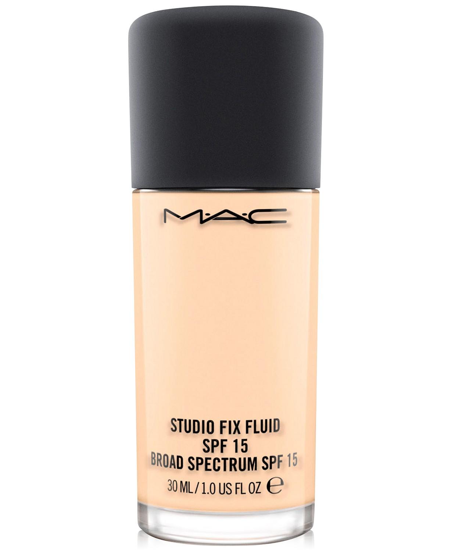 MAC Studio Fix Fluid Foundation SPF 15, 1.0 oz