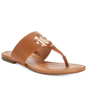 Tommy Hilfiger Sia Slip-On Thong Sandals Women