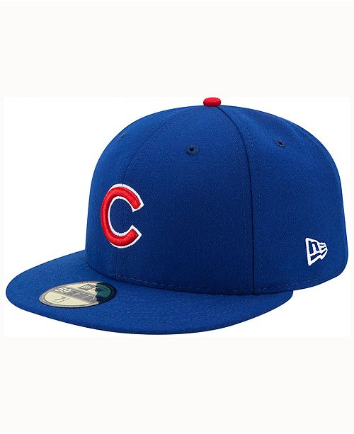 fd088e7442aac New Era Chicago Cubs World Series 59FIFTY Patch Cap   Reviews ...