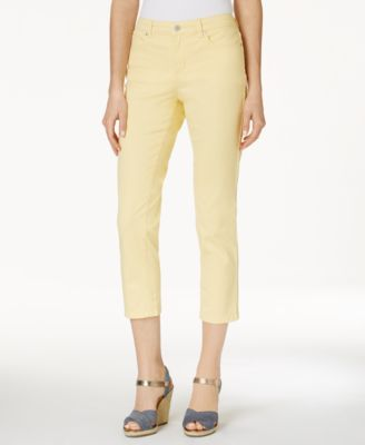 Image of Charter Club Bristol Capri Jeans, Only at Macy's