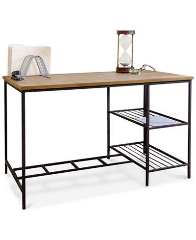 Windon Office Desk Quick Ship Furniture Macy 39 S