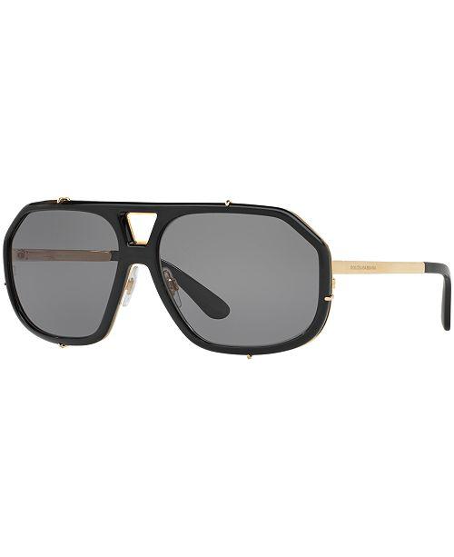 7cb930f74f8 ... Dolce   Gabbana Polarized Sunglasses