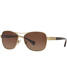 Ralph Polarized Sunglasses, RA4119