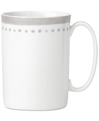 Charlotte Street East Grey Collection Mug