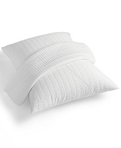 Rem-Fit Energize 200 Series Waterproof Pillow Protectors, 2-Pack