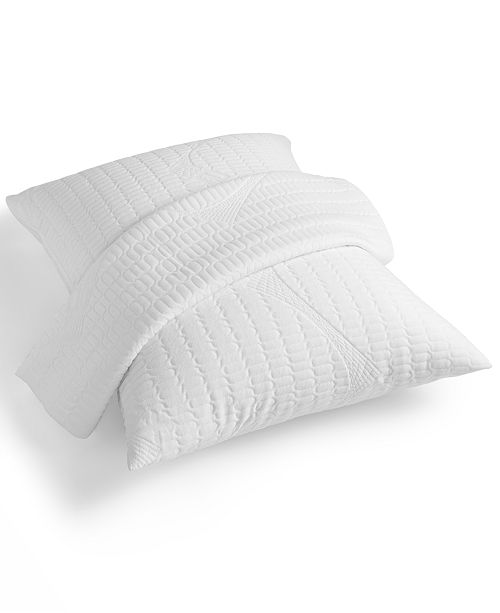 Rem-Fit Energize 200 Series Waterproof Pillow Protectors, 2-Pack