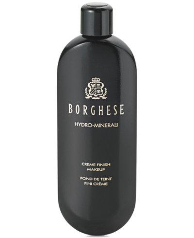 Borghese Hydro-Minerali Creme Finish Foundation