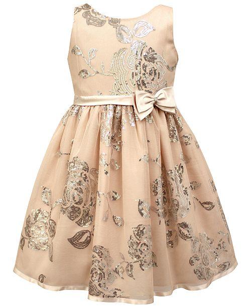 412426ec63e Jayne Copeland Sequin Special Occasion Dress