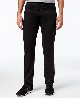 Armani Exchange Men's Five-Pocket Pants