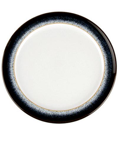 Denby Dinnerware, Halo Wide Rim Tea Plate