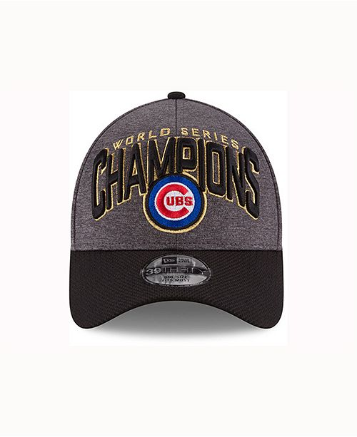 ... spain new era chicago cubs world series locker room 39thirty cap macys  c78ec f9f8c 1fa2b531afb