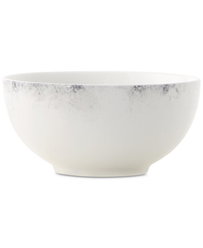 Vera Wang Wedgwood Pointilliste Collection Soup/Cereal Bowl