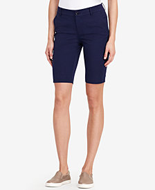 Lauren Ralph Lauren Stretch Shorts