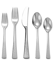 Flatware 18/10, Biscayne 65 Pc Set, Service for 12