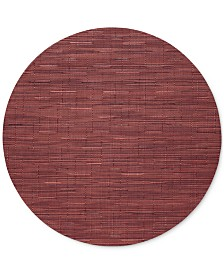 """Chilewich Bamboo 15"""" Round Placemat"""