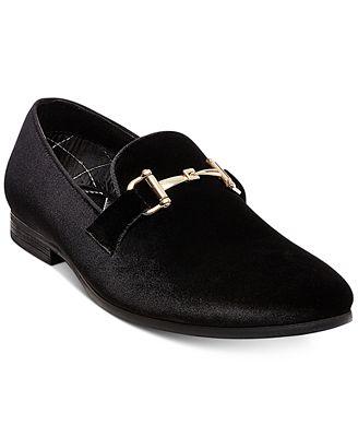 Steve Madden Men's Coine Velvet Loafers