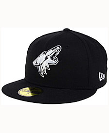 New Era Arizona Coyotes Black Dub 59FIFTY Cap