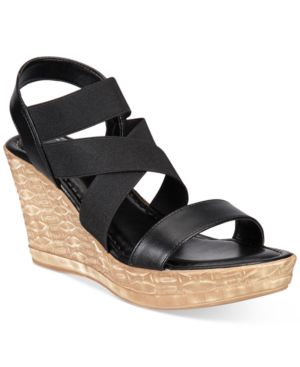 Easy Street Tuscany Felisa Wedge Sandals Women