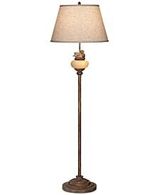 Duckling Glow Floor Lamp