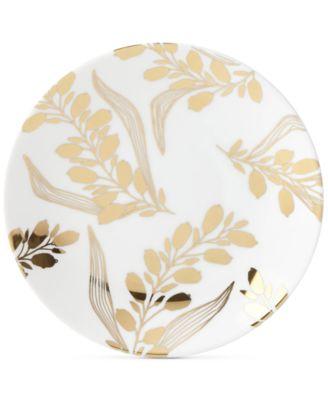 Goldenrod Collection Bread & Butter/Dessert Plate