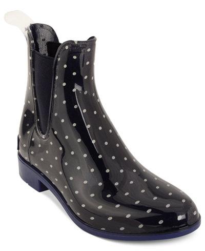 Lauren Ralph Lauren Women S Tally Short Rain Booties