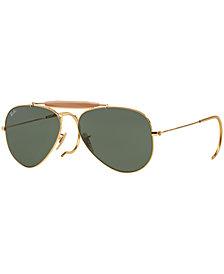Ray-Ban OUTDOORSMAN Sunglasses, RB3030