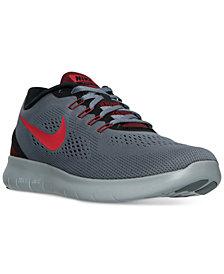 Nike Men's Free Run Running Sneakers from Finish Line