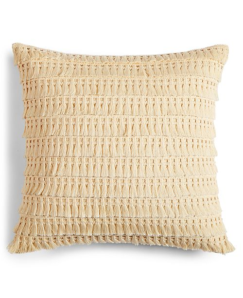 Martha Stewart Collection Whim By Martha Stewart Collection Fringe Interesting Decorative Pillows With Fringe