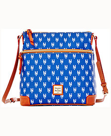 Dooney & Bourke New York Mets Crossbody Purse