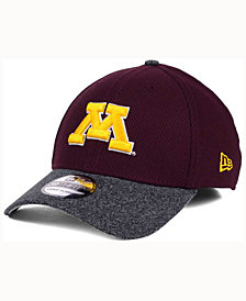 New Era Minnesota Golden Gophers Shadow Tech Diamond Era 39THIRTY Cap