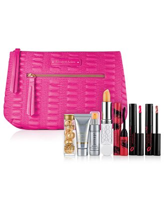 Receive a FREE 7-Pc. gift with any $35 Elizabeth Arden purchase